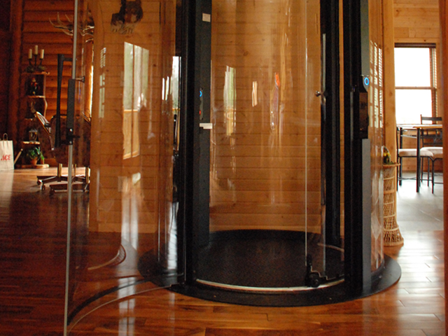 Nationwide lifts of northern california traditional home for Home elevators direct